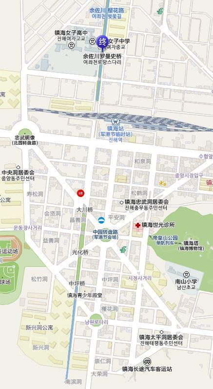 余佐川賞櫻地圖