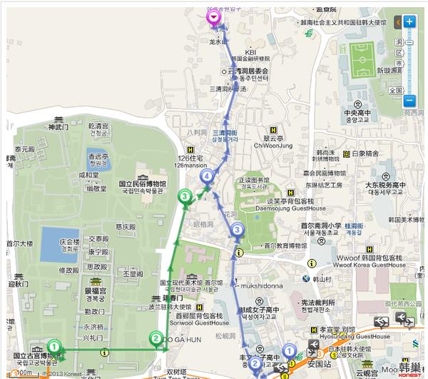 beansbins map