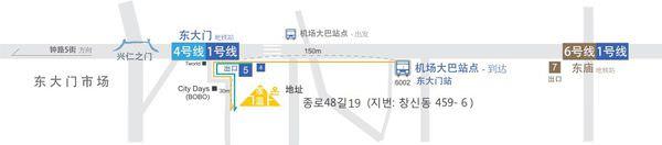 gaon地圖